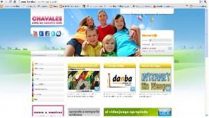 web de chaval.es