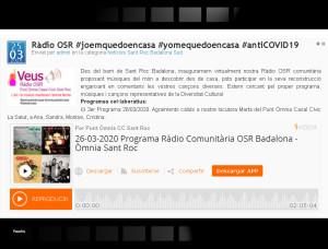 radio OSR