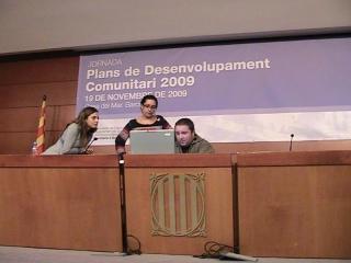 Presentació ODC als PDC09