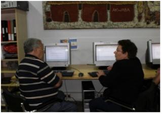 Akwaba_Candida i Josep