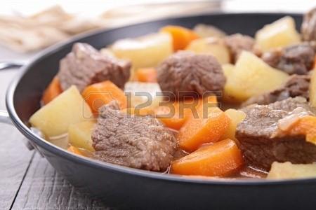 estofado de patata