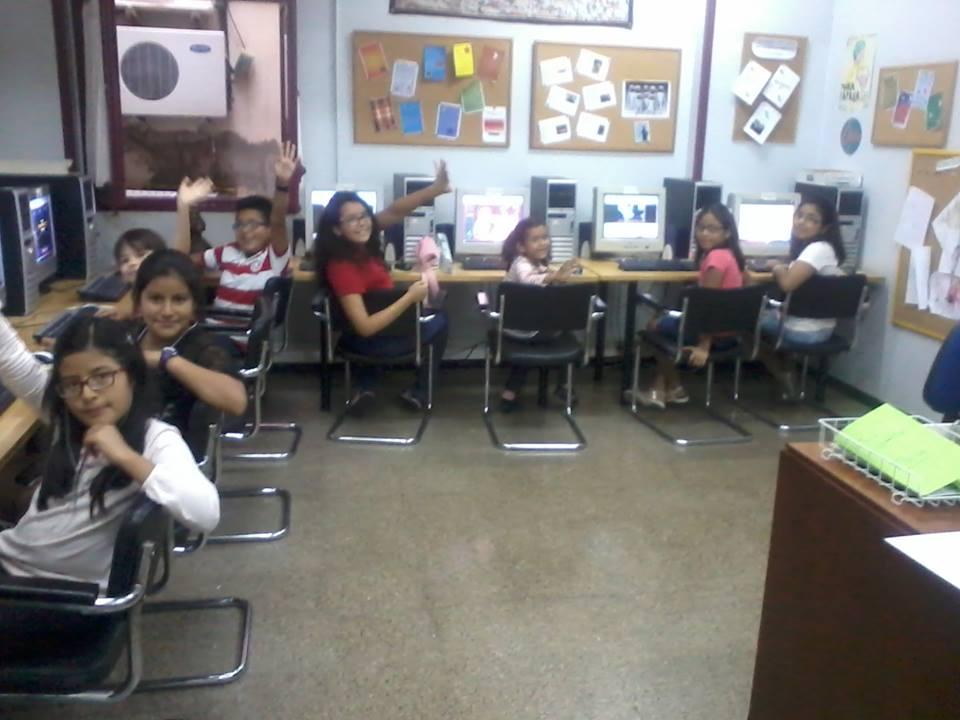 Espai Infantil_ Activitat lùdica i d'aprenentatge digital