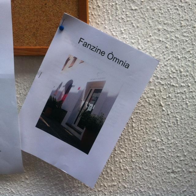FANZINE_ Activitat de difusió del Barri de Collblanc-La Torrassa