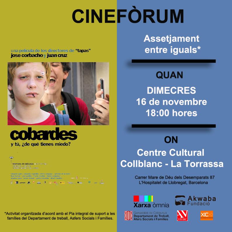 Cartell - Cinefòrum