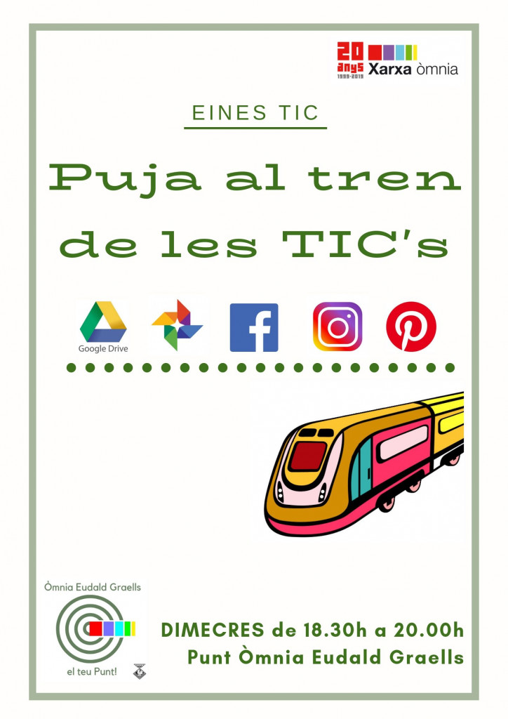 Tren de les TIC's (3)